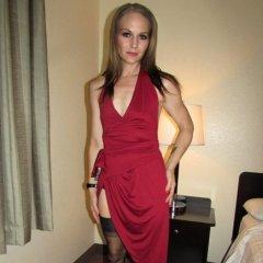 Vegas Redhead