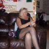 Andrea Leadson Nylon Thighs Legs - last post by leggy wife